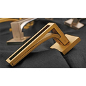 Yellow Mortise Handle