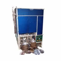 Fully Automatic Paper Plate Thali Making Machine