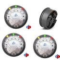 Aerosense Model Asgc -0 Inch Differential Pressure Gauge Ranges 0.25-0-0.25 Inch