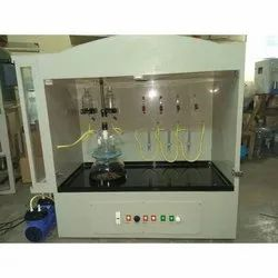 Semi Automatic Gold Refining Machine