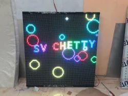 LED Digital Running Display