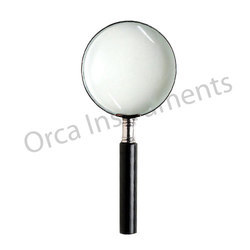 Magnifying Glass, Size/Diameter: 4 Dia
