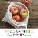 Fair Trade Organic Cotton Mesh Bags