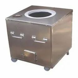Gas Tandoor - 2.5 x 2.5 Ft