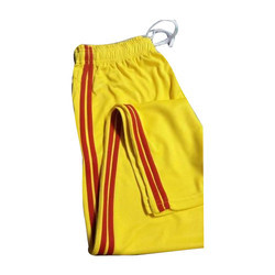 Yellow And Red Poly Cotton Boys Lower