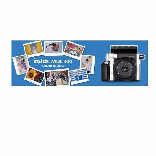 Fujifilm Instax WIDE 300 86 x 108mm Camera - Fujifilm India Private
