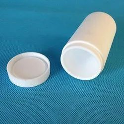 Storage White Teflon Container, Packaging Type: Box