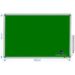 Spbg90120 Green Notice Board