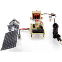 Solar Hybrid System Project