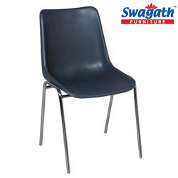 Deep Blue Eden Chair