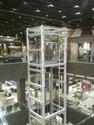 Gearless Machine Mrl Elevator, Without Machine Room