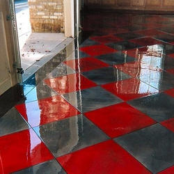 Epoxy Floor Paint Service