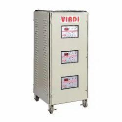 Single Variac Type Air Cooled Servo Stabilizer