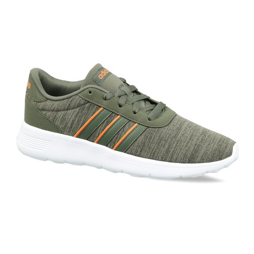 90a0e08ee2f0 Adidas Mehendi Green Mens Sport Inspired Lite Racer Shoes