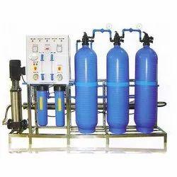 Fiberglass Commercial Water Purifier