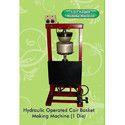 Coir Basket Making Machine
