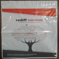 Plain LDPE Printed Online Packaging Bags, Size: 6*6-24*24