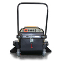 Battery Operated Manual Road Cleaner with Suction System