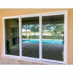 G Glass,Aluminium Aluminium Sliding Door, For Home,Office, Exterior