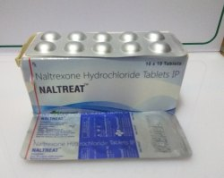 Naltrexone Hydrochloride 50mg Tablets Ip (Naltreat)