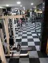Rectangular Gym Flooring