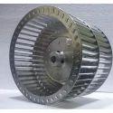 AHU Aluminium Double Inlet Riveted Blower