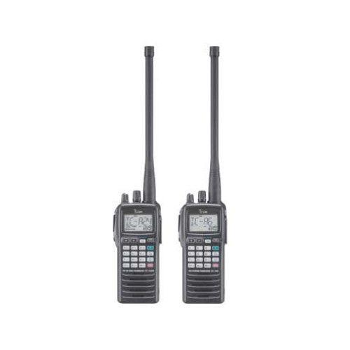 97c6e4cac3b Handheld VHF Air Band Transceiver IC-A24 and IC-A6 - Manasrekha ...