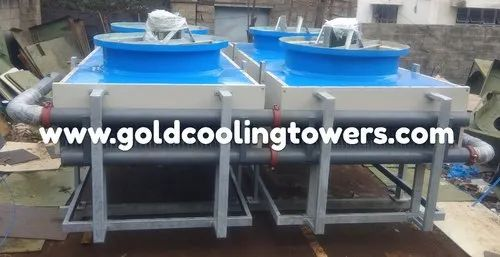 Induction Melting Furnace Dry Cooling Tower