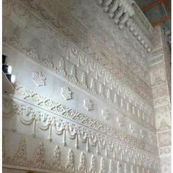 Marble Wall Cladding Services in India