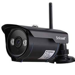 Sricam 2 MP Wireless CCTV Camera, For Security, Camera Range: 15 to 20 m