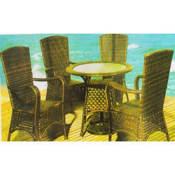 Outdoor Chair Table Set