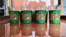 Furnishing Factory Cutting Chai Glasses Set Of 6 for Hotel