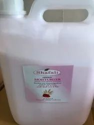 Herbal Moisturizer Lotion, Packaging Size: 4 Ltr