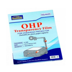 Ohp Transparency Film Wholesale Trader From Bengaluru