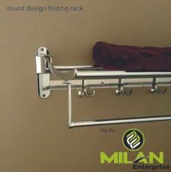 Brass Folding Rack