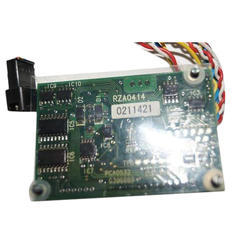Mitsubishi Ink Key PCB Circuit Board, Model: 0211421