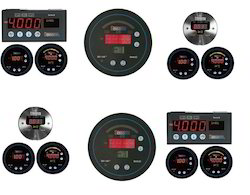 Series A3 Digital Differential Pressure Gauges