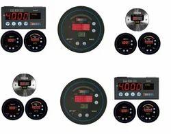 A3 Digital Differential Pressure Gauge - Sensocon