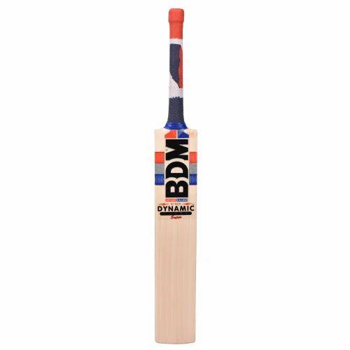 BDM English Willow Cricket Bat - BDM Dynamic Power Super