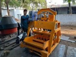 Kovai Concrete Hollow And Solid Block Machine