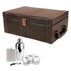 Dark Brown - 03 Travel Bar Set