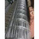 Rectangular Mild Steel Wire Mesh