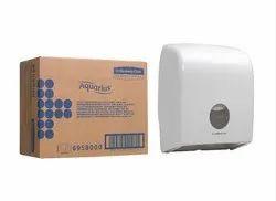 White 69570 Washroom Accessories