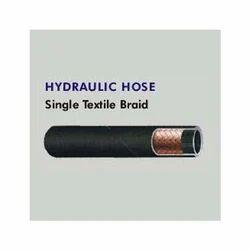 Single Textile Braid Hydraulic Hose Pipe