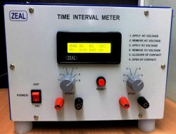 Digital Time Interval Meter
