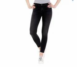 Ladies Low Rise Super Skinny Fit Jeans