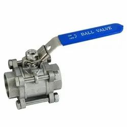 Socket End Ball Valve