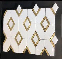 Residential Building Designer Marble Inlay Work