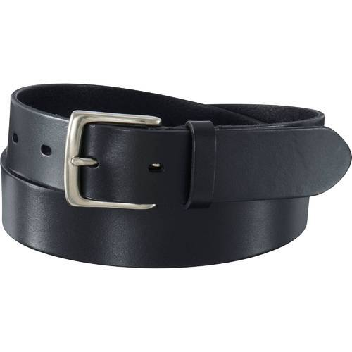 2f73fbd469a10 Black Casual Wear Men Italian Oiled Leather Belt