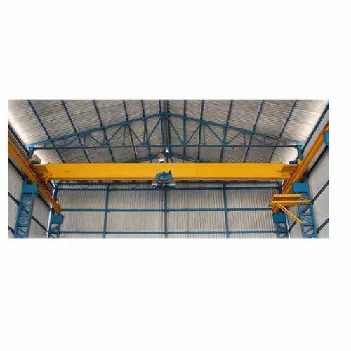 EOT Cranes - Overhead Traveling Cranes Manufacturer from